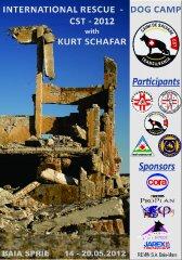 Internationa Rescue Dog Camp