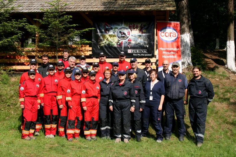Tabara Internationala pentru Caini de Salvare – CST 2012