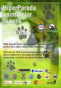 Hiperparada Animalelor la Cora 2016