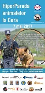 Hiperparada Animalelor la Cora 2017