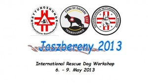 International Rescue Dog Workshop 2013